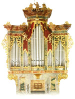Orgel Kötzting