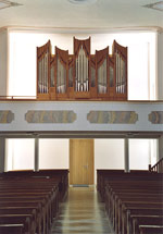 Orgel Langquaid