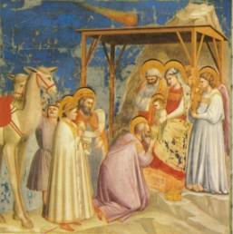 Weihnachten Giotto