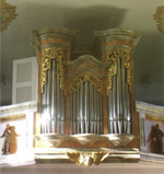 Orgel Wernersreuth